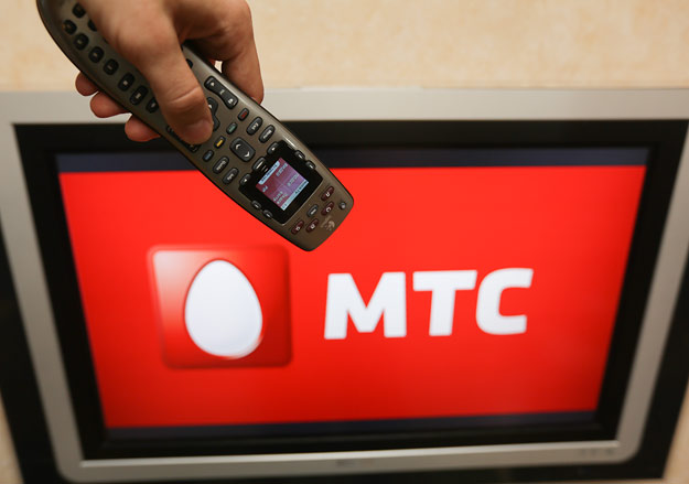 Подключить цифровое телевидение от мтс